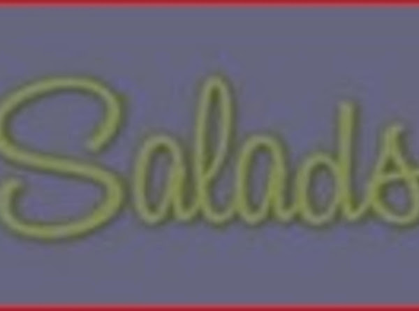 Frozen Crab Salad Recipe