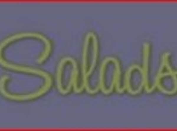 Frozen Crab Salad