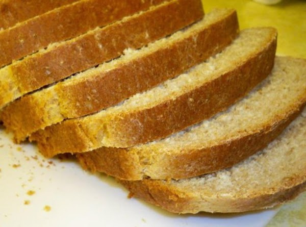 Sweet Sandwich Bread Recipe
