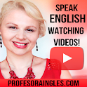 Learn English with Videos icon
