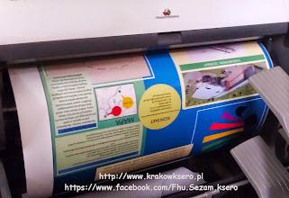 Photo: Plakat wielkoformatowy A0 (841x1189) - poster - czas druku około 6 min.Usługa realizowana na poczekaniu, użyty papier FOTO SATYNA 280g/m.Realizujemy zamówienia również poprzez e-mail.