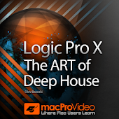 Deep House Course For Logic