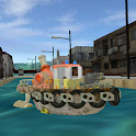 Steampunk Boat Syndicate Park icon
