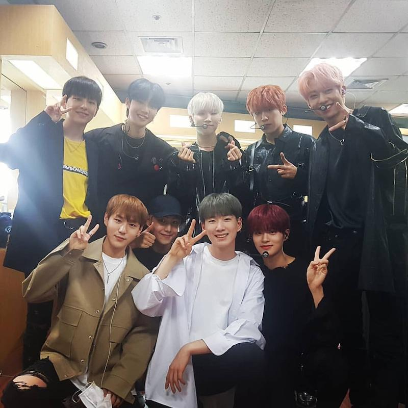 AB6IX with friends