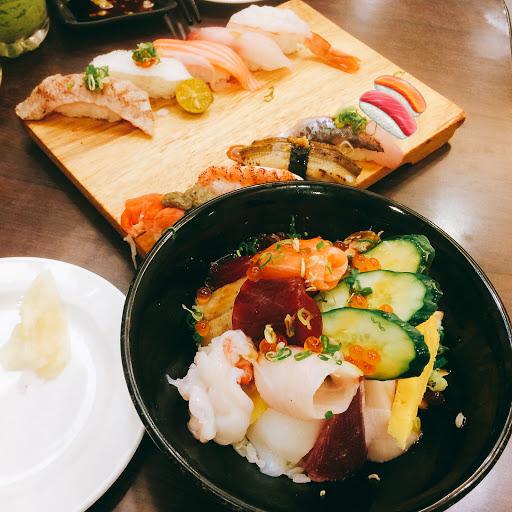 壽司很新鮮,沒有腥味😋 值得下次再訪😍
