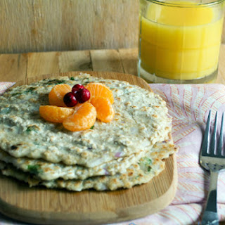 Instant Oats Pancake   Oats Adai.
