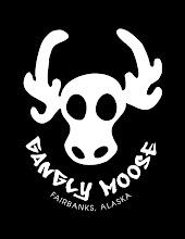 Photo: Gangly Moose logo