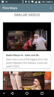 Filmi Mujra - náhled