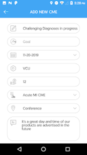 Download CME - Store, Retrieve & Report For PC Windows and Mac apk screenshot 1