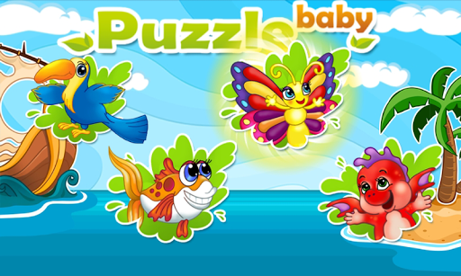 Children's Puzzles - screenshot