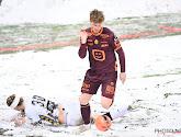 Ferdy Druijf blij dat hij zijn eerste minuten bij Mechelen al kon maken