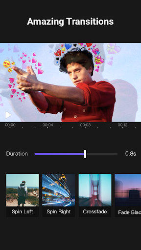 VivaCut - PRO Video Editor, Video Editing App 1.2.8 screenshots 1