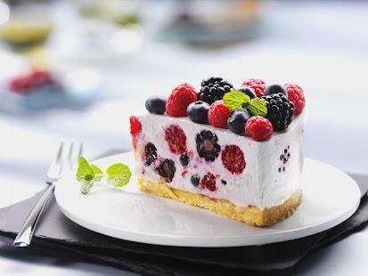 Healthy Fruit Dessert Recipes Screenshot Thumbnail