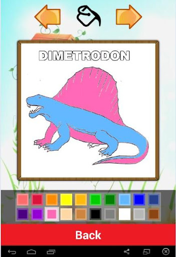 Jurassic Dino Coloring Book Screenshot 6