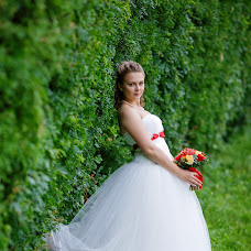Wedding photographer Tina Markovkina (Shell). Photo of 04.08.2015