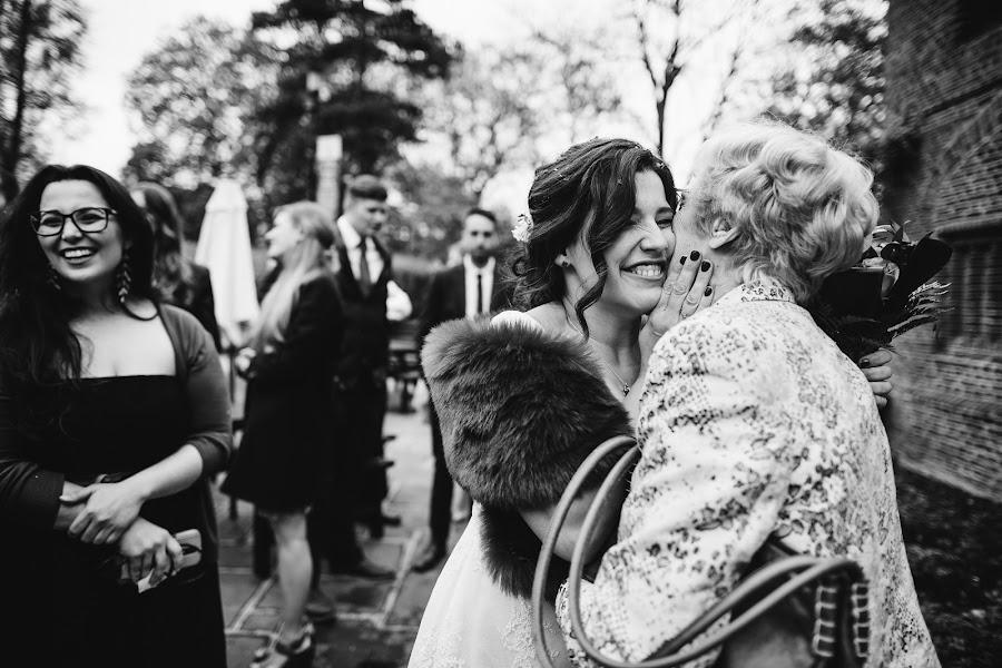 Wedding photographer Aaron Storry (aaron). Photo of 30.04.2018