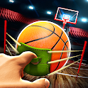 Slingshot Basketball! icon