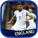 England Football Team Wallpaper HD icon