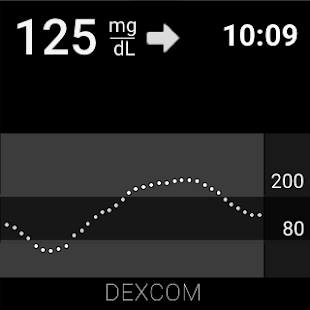 Dexcom G5 Mobile- screenshot thumbnail