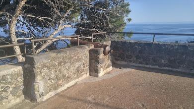 Photo: Cannon, Aci Castello castle