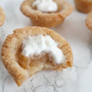 Apple Pie Sugar Cookie Cups