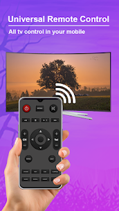 Remote Control for All TV – Universal TV Remote 1