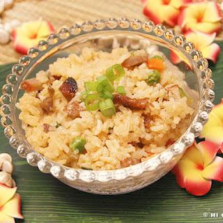 Portuguese Fried Rice Recipes.