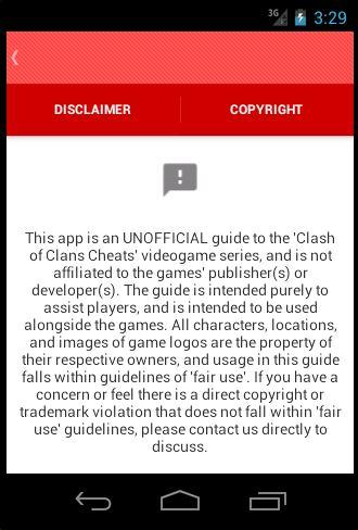 Cheats for Clash of Clans 1.02 screenshots 4