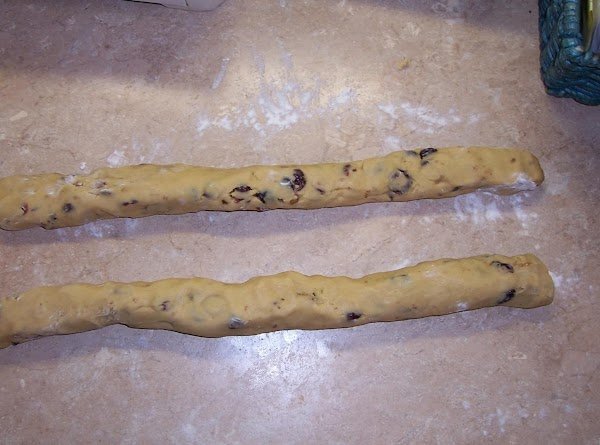 3. If dough is too sticky, chill until easier to handle. Divide into 3...