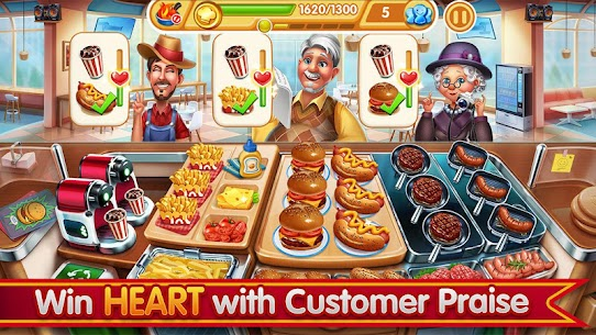 Cooking City: crazy chef' s restaurant game 2