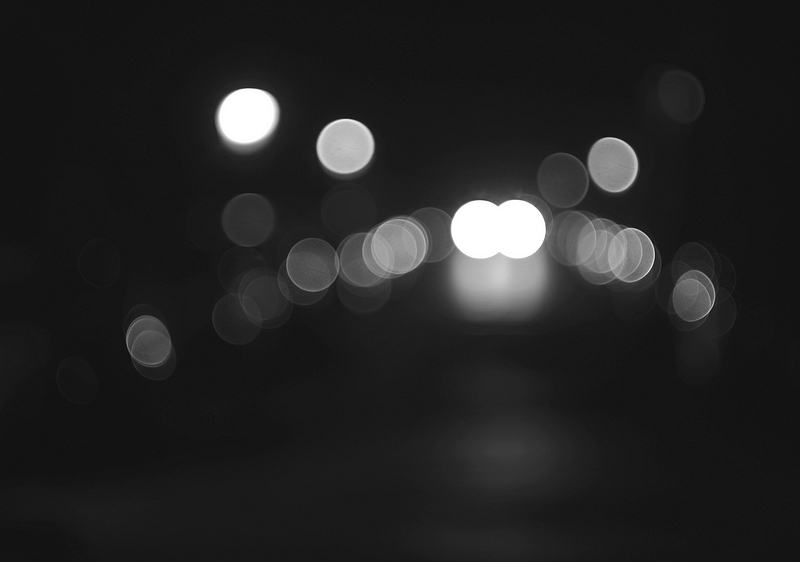 Photo: Blinded by the Night ~ Project 365/366 ~ One shot a day ~ #341 Pentax K-5 with Helios 44-2 tags: #365group #project365 #365project #creative366project  #iabstract  +I Abstract  #blackandwhitephotography   #bokehtuesday