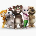 Talking Tom and Friends HD Wallpapers