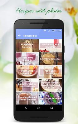 Smoothie Recipes - screenshot