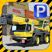 3D Crane Parking Simulator