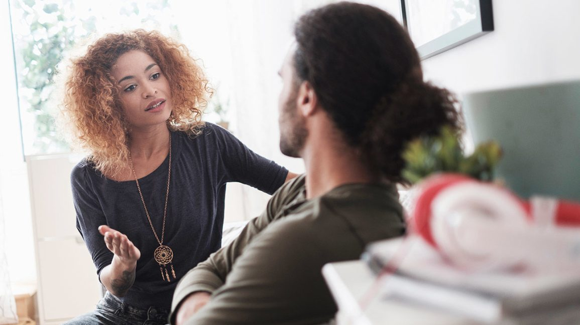 Stonewalling: Is It Affecting Your Relationship?