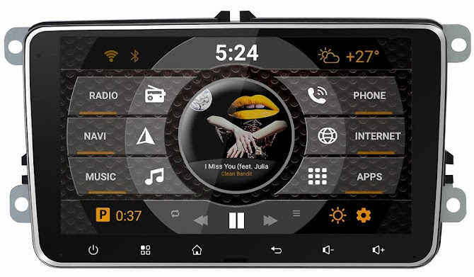 Car Launcher AG Android 19