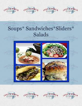 Soups* Sandwiches*Sliders* Salads