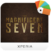 XPERIA™ Magnificent 7 Theme