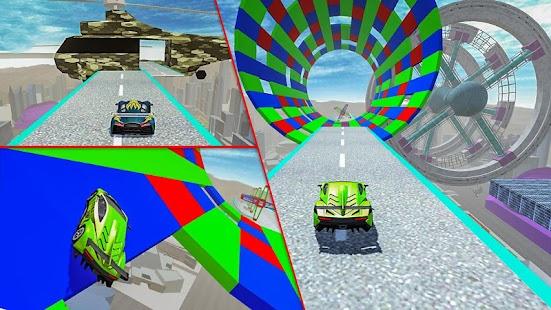Killer Stunts Real Car Racing Rush, Drive 3D Ahead - náhled