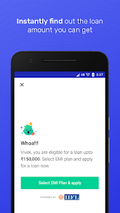 PaySense - Instant Personal Loan app Screenshot