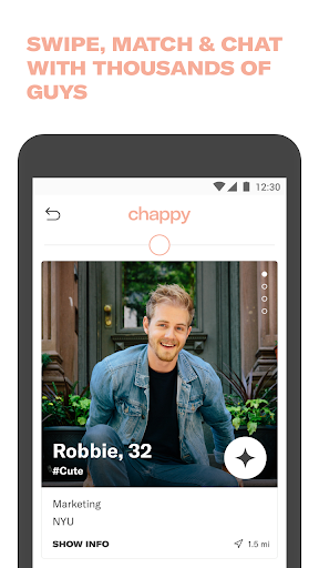 Chappy - The Gay App 1.46.0 gameplay | AndroidFC 2