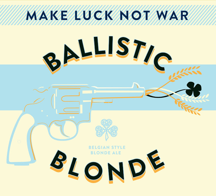Logo of Lucky Town Ballistic Blonde