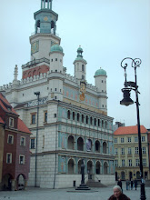 Photo: Poznanski Ratusz zachowal przepiekny renesansowy styl