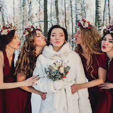 Wedding photographer Sergey Zuykov (SergeyZuykov). Photo of 30.01.2017