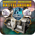 Free Win Royal Pass & UC for Pubg icon