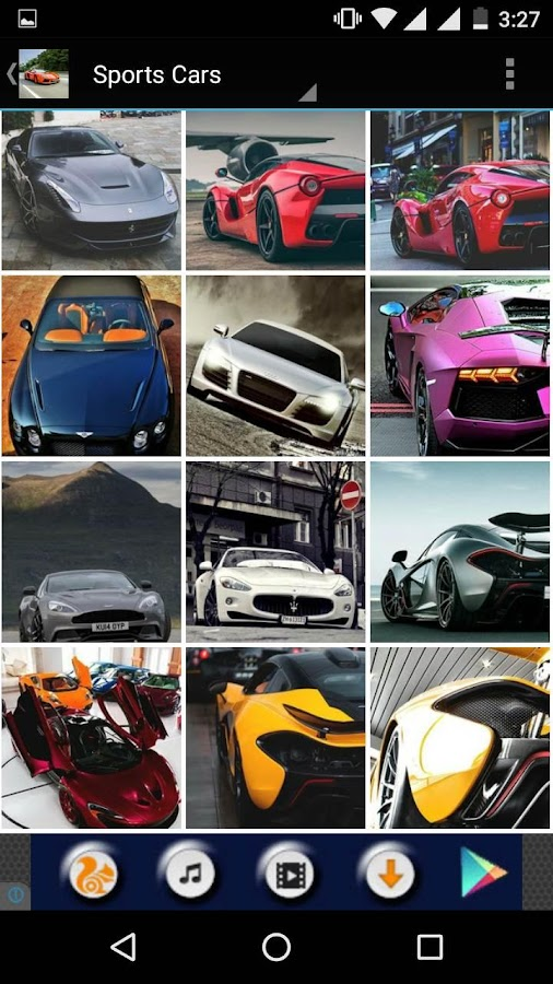 Sports Car Wallpapers Hd Screenshot