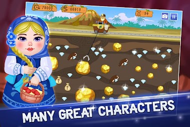 Gold Miner Vegas: Nostalgic Arcade Game APK screenshot thumbnail 5