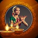 Diwali Photo Frames icon
