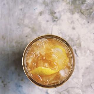 Earl Grey Cider Cocktails {print me!}