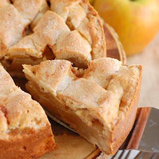 Dutch Apple Tart (Appeltaart)
